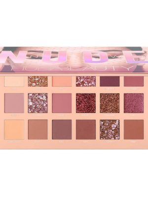 Huda Beauty Nude eyeshadow palette 1