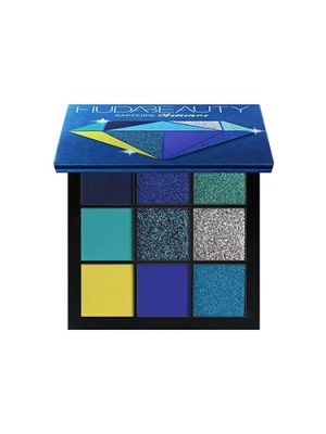 Huda Beauty Sapphire Obsessions Palette 1