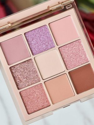 Huda Beauty Nude Light Palette 2