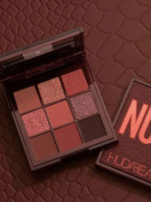 Huda Beauty Nude Rich Palette 2